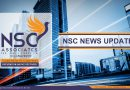 NSC NEWS UPDATE   INTRODUCTION OF NSC NEW CEO